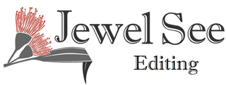 Jewel See Editing logo